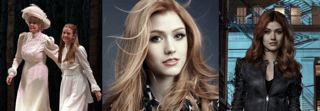 When I Grow Up Katherine Mcnamara Talks Her Broadway Kid Days And Shadowhunters Season 2 Young Broadway Actor News