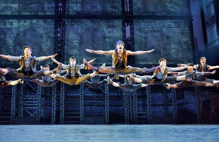 Disneys-Newsies-The-Broadway-Musical-The-Newsboys1-700x455