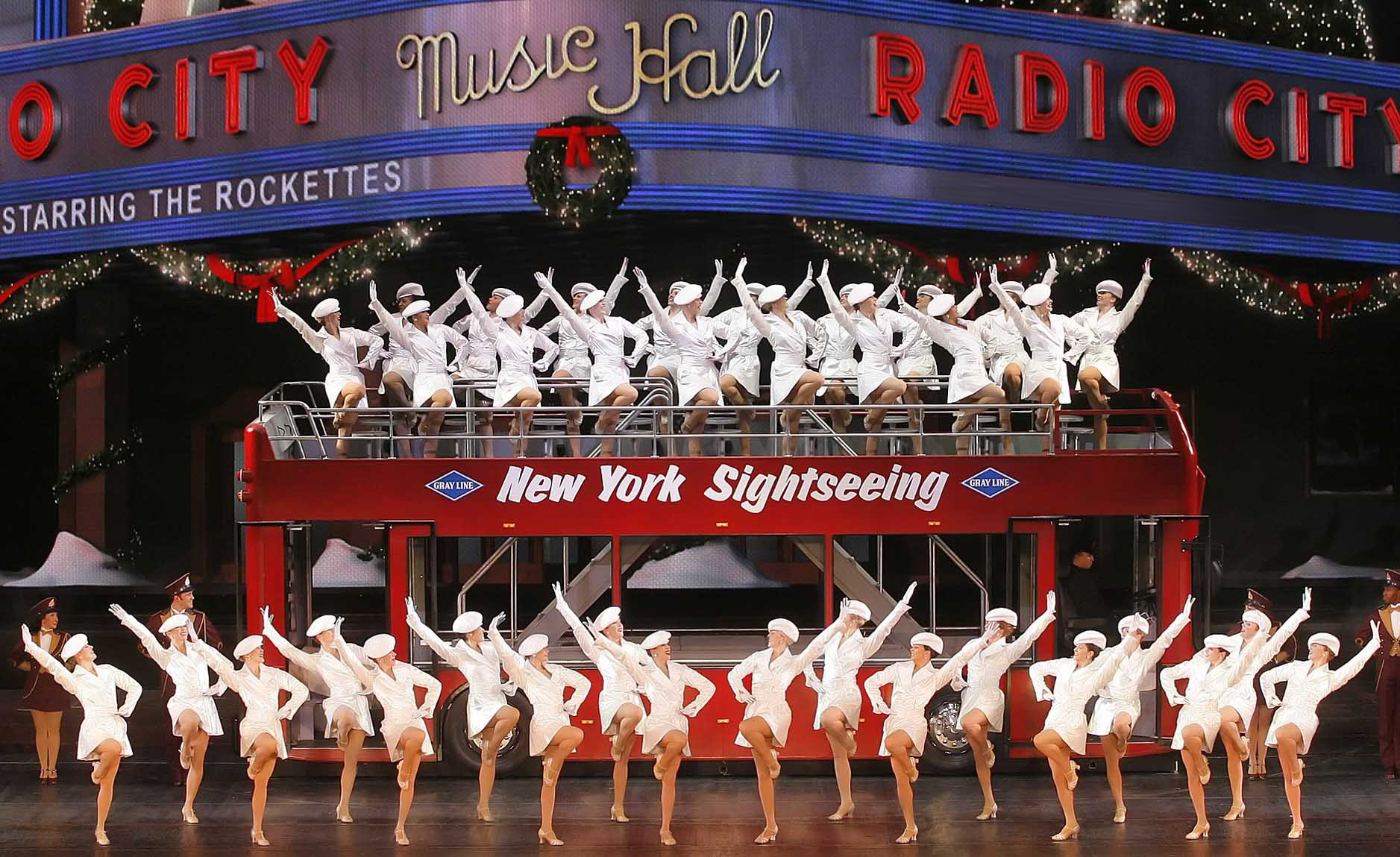 RADIO CITY CHRISTMAS SPECTACULAR Last Performance - Young Broadway ...