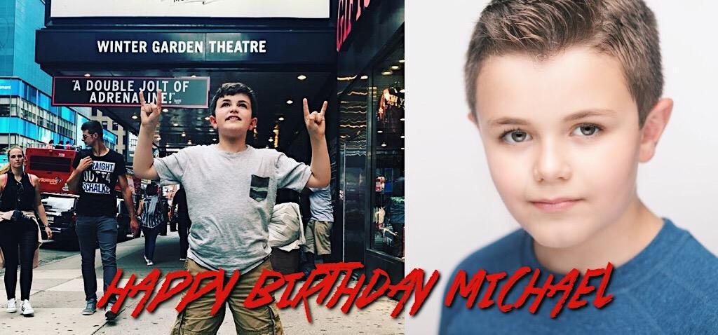 Michael Cascetta Birthday