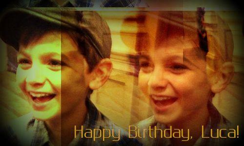 Luca Padovan Birthday